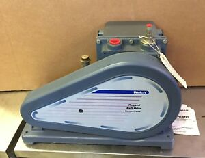 Welch 1405b 10 Vacuum Pump Duoseal W o Motor New