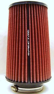 Spectre Cold Air Intake Filter 889882 Hpr9882 10 7 Tall 4 Clamp On 6 Diam
