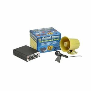 Wolo 345 Horn Novelty Horn Animal House 69 Sounds P A Function 12 V 105 Db Kit