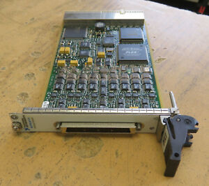 National Instruments Ni Pxi 6713 Ni Daq Card High speed Analog Output