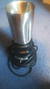 Waring Commercial Bar Blender Black 51bl10 bb150s Works Great