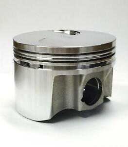 Ross Pistons 81101 Piston Forged Aluminum Flat 3 625 In Bore Set Of 4