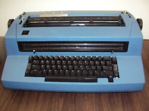 Fully Refurbished Ibm Selectric Iii Correcting Typewriter 90 Days Guarantee