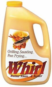 Whirl Butter Flavored Oil Zero Trans Fat No Refrigeration Required