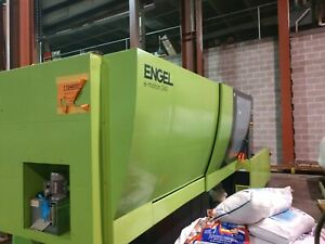 Engel E motion 740 240t Year 2017 240ton Injection Molding Machine