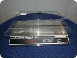 Scale tronix 4800 Pediatric Tabletop Scale 203840