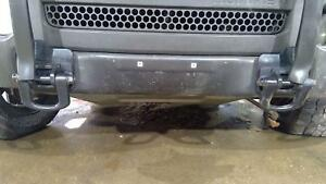 Hummer H3 Front Bumper Rebar With Tow Hooks