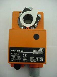 Belimo Nm24 sr Us Actuator Ships On The Same Day Of The Purchase