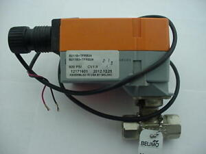 Belimo Tfrb24 Actuator With 1 2 Valve Cv 1 9 Ships On The Same Day Of Purchase