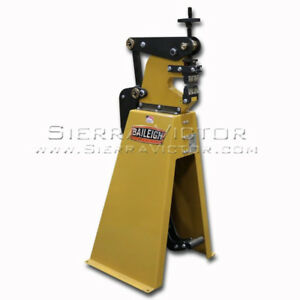 Baileigh Foot Operated Shrinker Stretcher Mss 14f