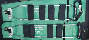 Adult Leg Traction Splint With Case Ferno Fernotrac