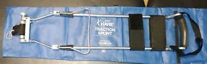 Adult Leg Traction Splint With Case Hare Si700