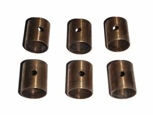 6 Piston Wrist Pin Bushings New 1942 1949 Dodge 230 6 Cylinder 42 46 47 48 49