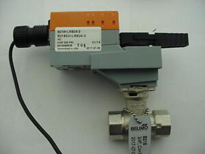 Belimo Lrb24 3 Actuator With 3 4 Valve B218 Lrb24 3 Ships Day Of Purchase