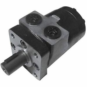 Dynamic Low Speed High Torque Hydraulic Motor 15 8 Gpm 2430 Psi bmph 160 h4 k p