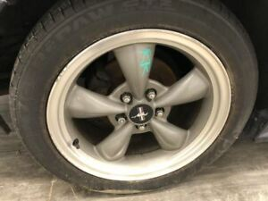 Wheel 17x8 5 Spoke Gt With Exposed Lug Nuts Fits 94 04 Mustang 518333