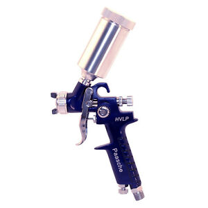 Paasche Hg 08 Hvlp Gravity Feed Touchup Gun With 8mm Head