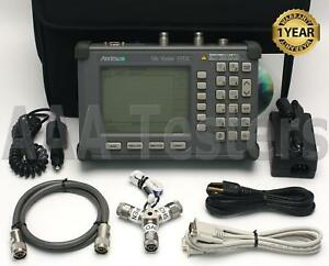 Anritsu Site Master S332c Cable Antenna Spectrum Analyzer S332 W Power Monitor