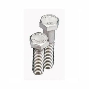 Summit Racing Engine Bolts Stainless Steel Natural Hex Head Sbc Kit