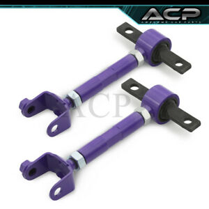 2002 2006 Rsx 2002 2005 Civic Jdm Rear Lower Camber Control Arm Link Kit Purple