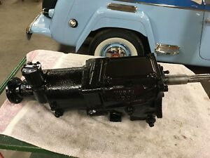 Willys 1948 1951 Jeepster Or Wagon Rebuilt T 96 Transmission With Overdrive
