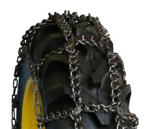 Wallingfords Aquiline Talon 18 4 34 Tractor Tire Chains 16938ast 1cr