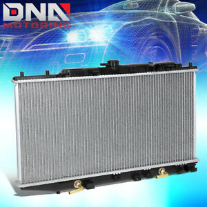 For 1988 1991 Honda Civic Crx At Mt Oe Style Aluminum Core 886 Cooling Radiator