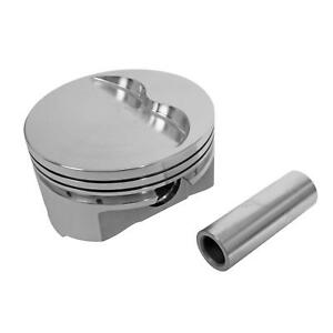 Srp Small Block Chevy 350 400 Flat top Piston 138101 8