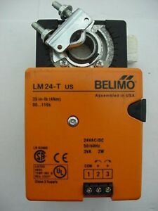 Belimo Lm24 t Us Actuator Ships On The Same Day Of The Purchase