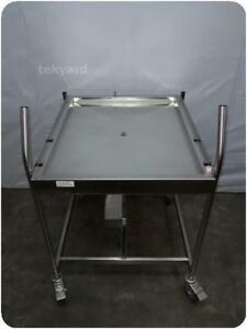 Mobile Stainless Steel Cart 154268
