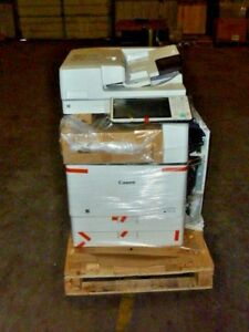 New Canon Imagerunner Ir Advance C3530i Color Copier Damaged Parts Machine