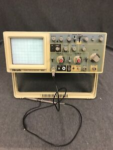 Heath 40mhz 2 channel Oscilloscope Model 4554
