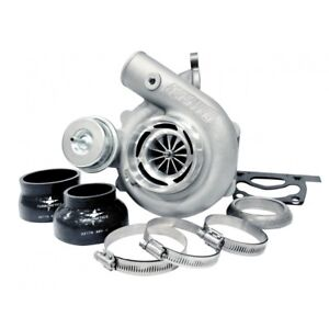 Precision Turbo Stock Location Upgrade Kit For 15 19 Ford Mustang 2 3t Ecoboost