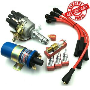 Accuspark Electronic Ignition 45d Distributor Pack For Mg Midget 1500