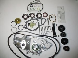 Porsche 944 Turbo 951 Water Pump Kit New Uro Complete Kit 87 91 Stage 3