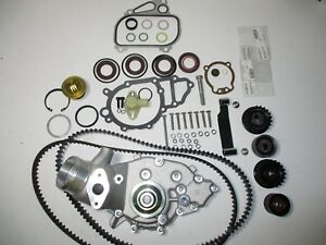 Porsche 944 Turbo 951 Water Pump Kit New Complete Kit 87 91 Stage 3