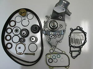 Porsche 944 924s Water Pump Kit Brand New Non Turbo 1982 To 1988 944 106 021 22