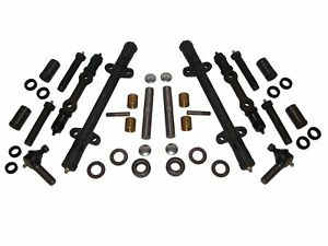 Deluxe Front End Kit 1951 1954 Henry J Kaiser Darrin King Pin Kit Tie Rod Ends