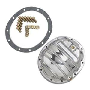 Summit Racing Polished Aluminum Differential Cover Dana 35 730501