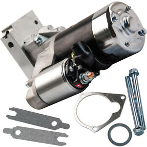 Small And Big Block Starter Motor For Chevy Gm Hd Mini 3hp 305 350 454