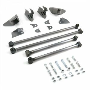 Chevy Truck 1963 1966 Heavy Duty Triangulated 4 Link Kit Streets Rods