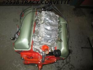 1962 Chevrolet Rebuilt 409 409 Hp Engine Assm Less Some External Accessories 62