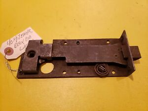 Lincoln Zephyr V 12 1940 1941 Deck Lid Latch Nice
