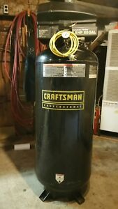 Craftsman Oil free Air Compressor 60 Gallon 6 5 Hp 240v