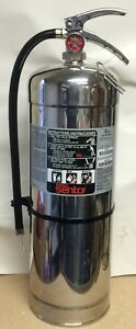 2 5lb Ansul Sentry Water Fire Extinguisher