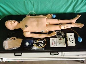 Child Crisis Manikin Training Blood Pressure Simulator Simulaids Nasco Life Form