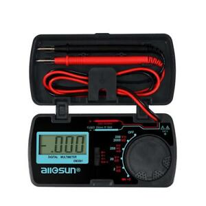 All sun Digital Multimeter dmm Multi Tester Amp ohm Volt Meter diode And