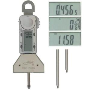 Igaging 0 4 Electronic Digital Depth Gauge Snapdepth 0 0005