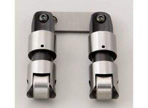 Crower Cutaway Severe duty Roller Lifters Solid Chevy Sbc Set Of 16 66290 16