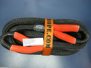 Big Bubba Rope 1 1 4 X 30 Nylon Fiber Double Braid Tow Recovery Snatch Strap Big